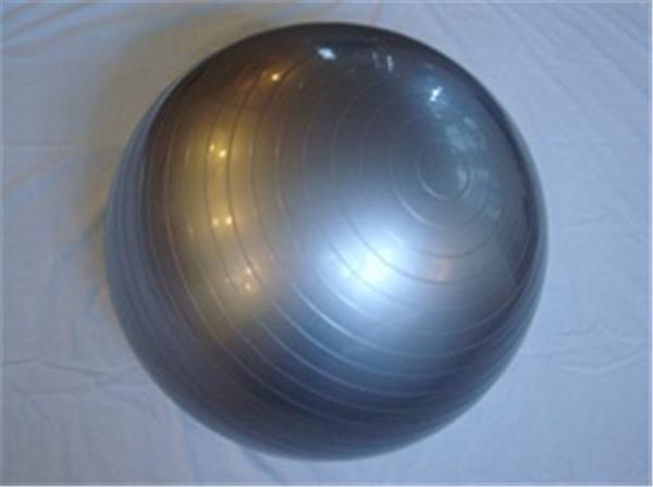 Pilates Stability Ball Exercise Ball - 55 cm (5'0-5'6
