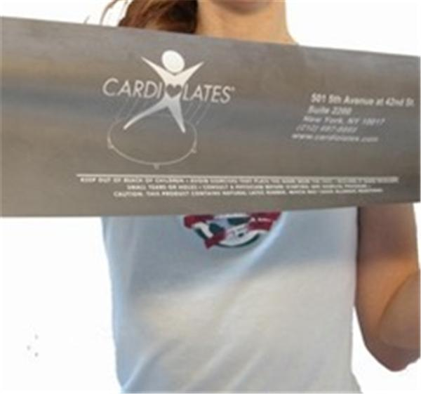 Pilates Exercise Band -Heavy (Black)
