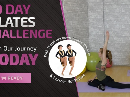 30 Day Pilates Challenge With Katherine And Kimberly