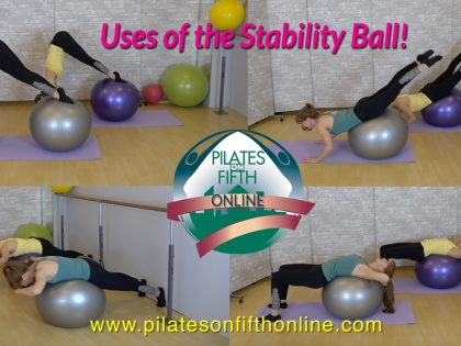 How To Use A Stability Exercise Ball