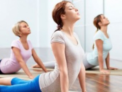 Advanced poses for intermediates