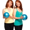 Small Pilates Exercise Ball