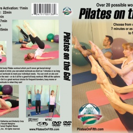 Pilates on the Go! - Workout DVD