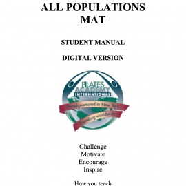 All Populations Mat l Manual -- DIGITAL VERSION