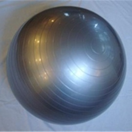 Pilates Stability Ball Exercise Ball -75cm (6'0 and up)
