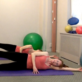 Pelvic Floor/ Pre-Natal/ Post-Partum/ Lower Back Care Workout