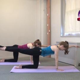 Mat Workout for the Pelvic Floor